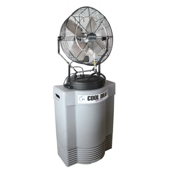 High Pressure Fans : High pressure psi quot fan with cooler case